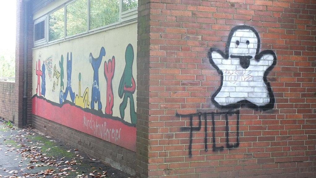 www.gelbesblatt.info Graffity in Adenstedt nehmen Überhand